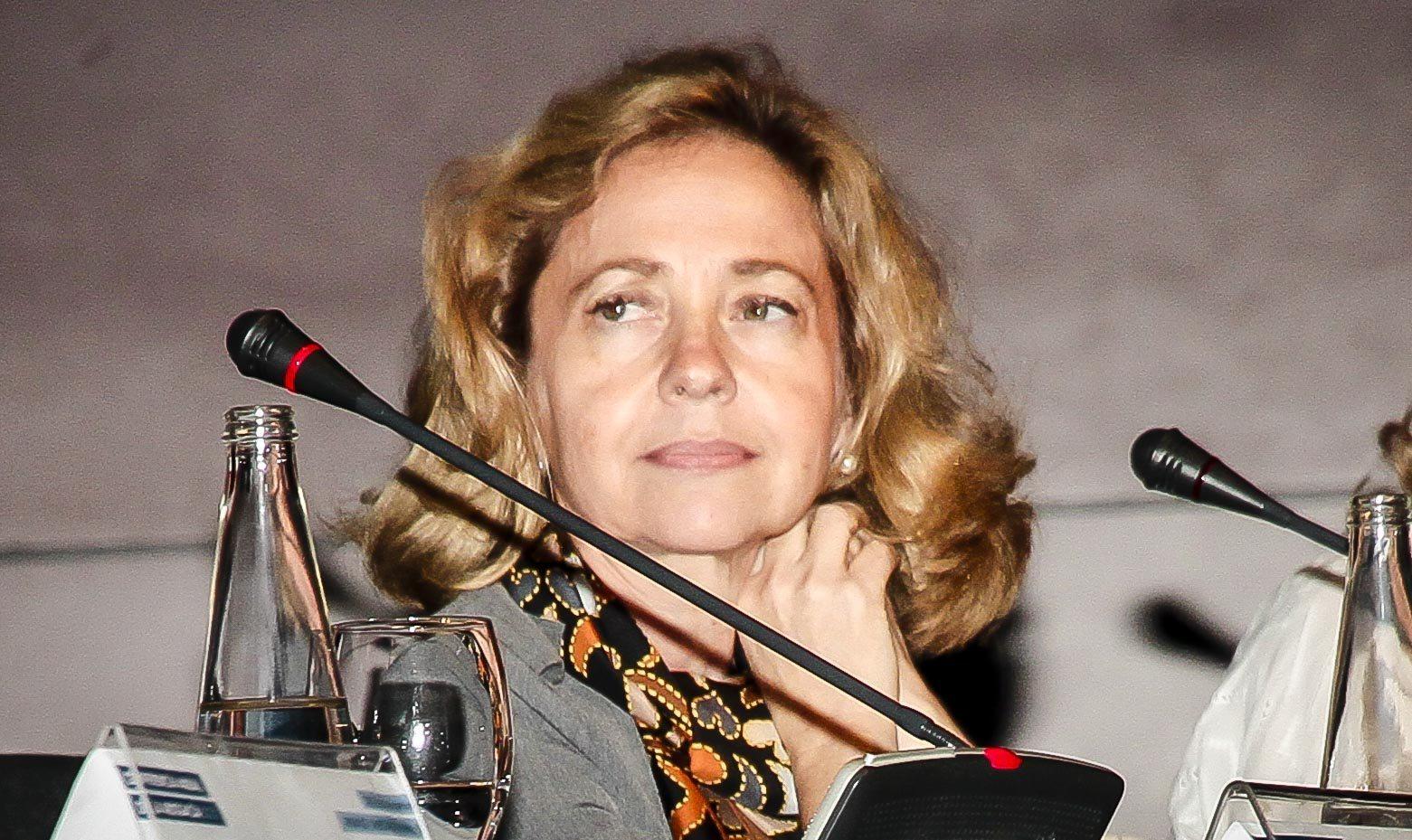 Consuelo Madrigal, fiscal general del Estado, en una foto reciente.