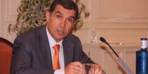 Lorenzo del Río, presidente del Tribunal Superior de Justicia de Andalucía