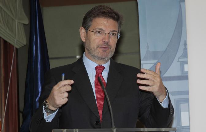 """Catalá a Pedro Sánchez: """"Derogar la reforma de la justicia universal no es el camino correcto"""""""