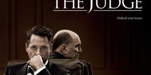 """Póster de """"The Judge"""""""