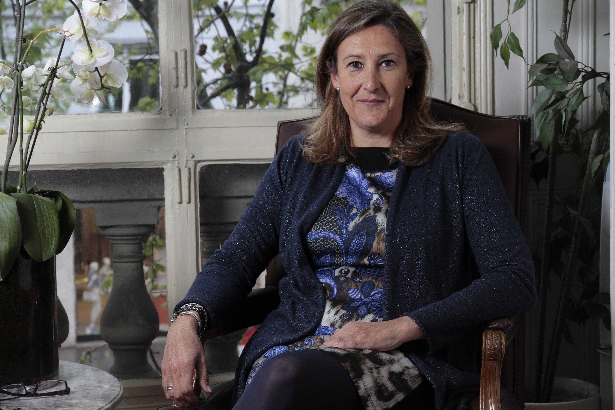 Sonia Gumpert es la decana del Colegio de Abogados de Madrid