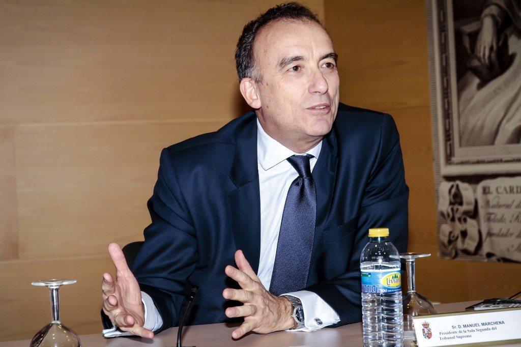 "Marchena, magistrado del TS: ""Maza no era solo un jurista, era un historiador, un humanista…"""