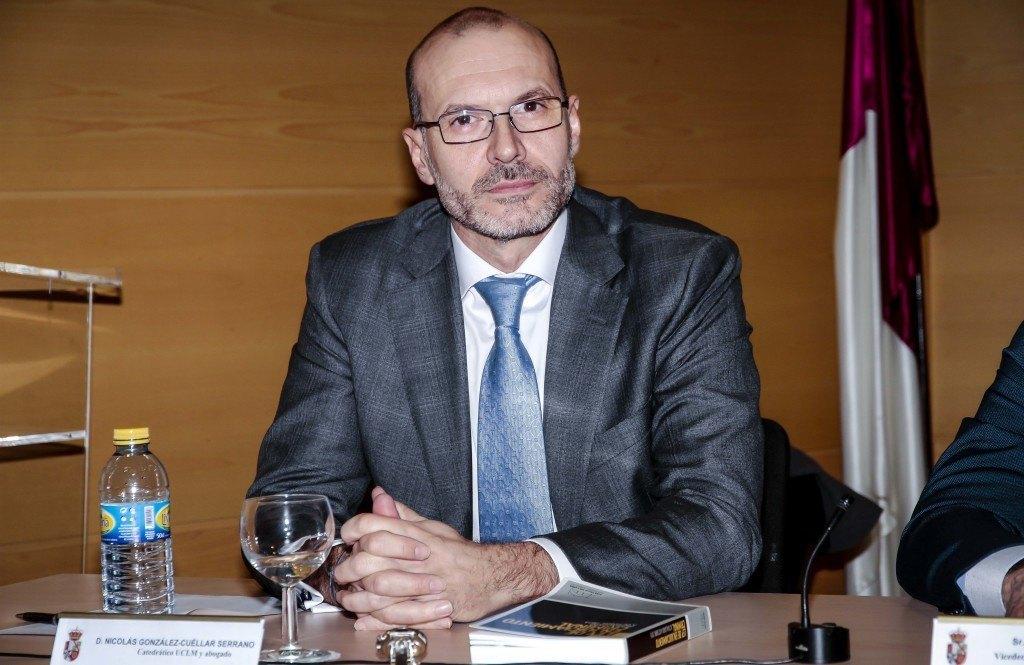 """Nicolás González-Cuéllar: la sentencia contraria a Soria es """"inconsistente"""" y la recurriremos ante la Audiencia Provincial"""