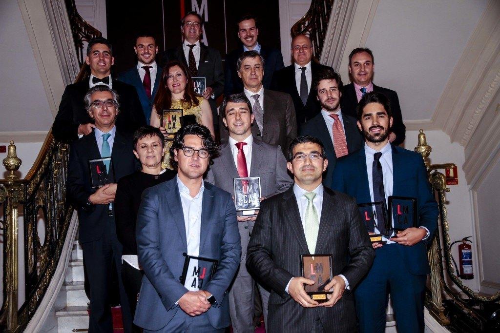 La primera edición de los premios Legal Marcom pasa su estreno con nota alta