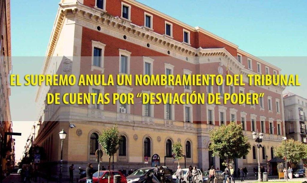 El Tribunal de Cuentas censura a Confilegal en su resumen de prensa diario
