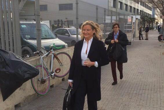 La abogada López-Negrete renuncia a seguir representando a Manos Limpias en el caso Nóos