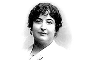 """Carmen de Burgos y Seguí, maestra y feminista, dijo en el momento de su muerte que se sentía feliz por """"morir republicana"""""""