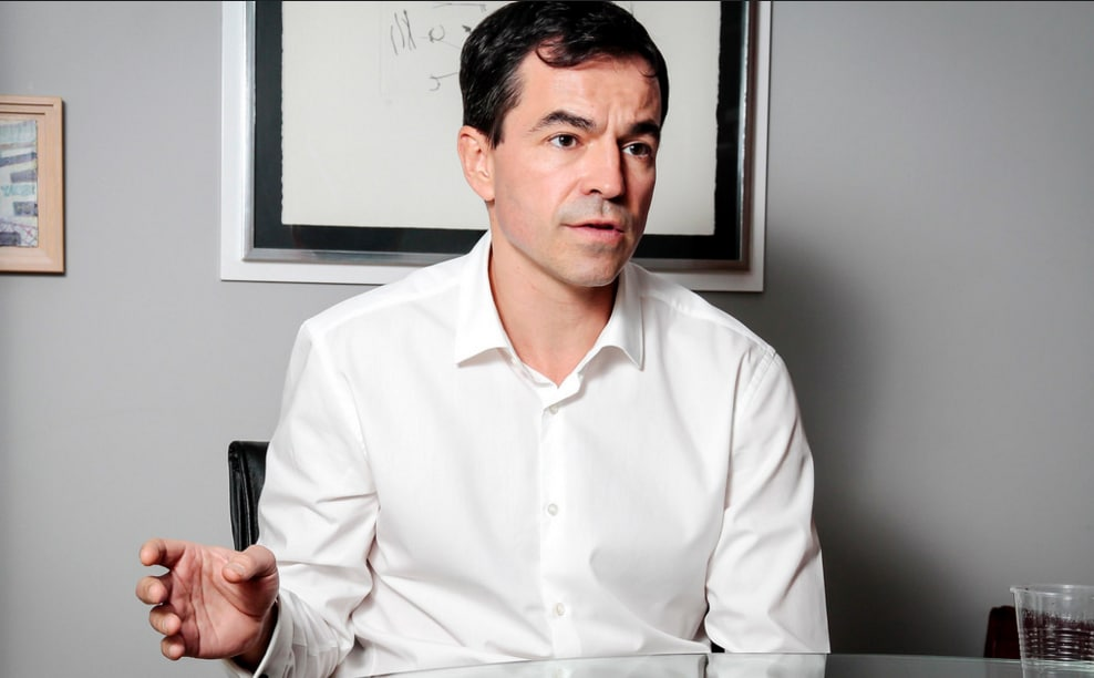 Andrés Herzog, exlíder de UPyD, se incorpora al despacho Fourlaw Abogados
