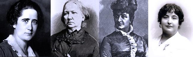 4 grandes mujeres que han luchado por la igualdad de derechos