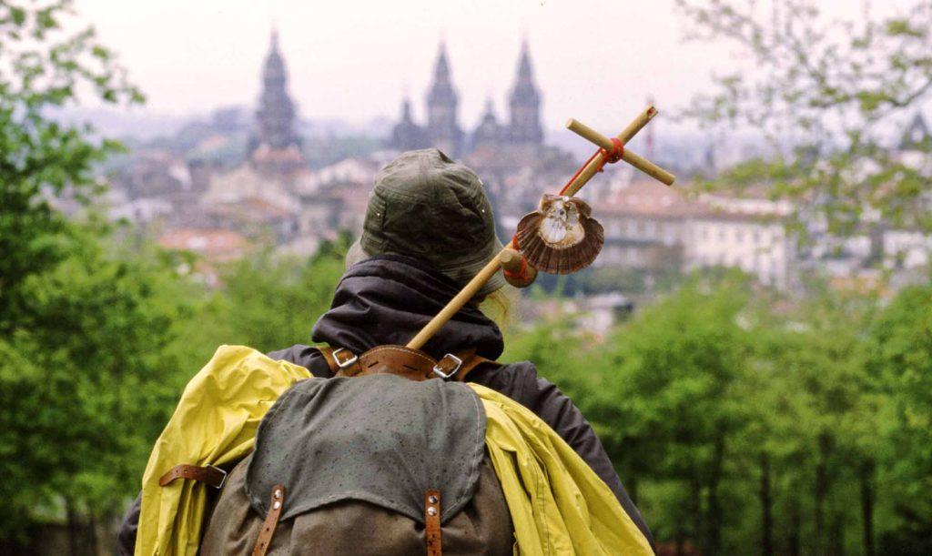 En el pasado los tribunales imponían como castigo la peregrinación forzosa a Santiago de Compostela
