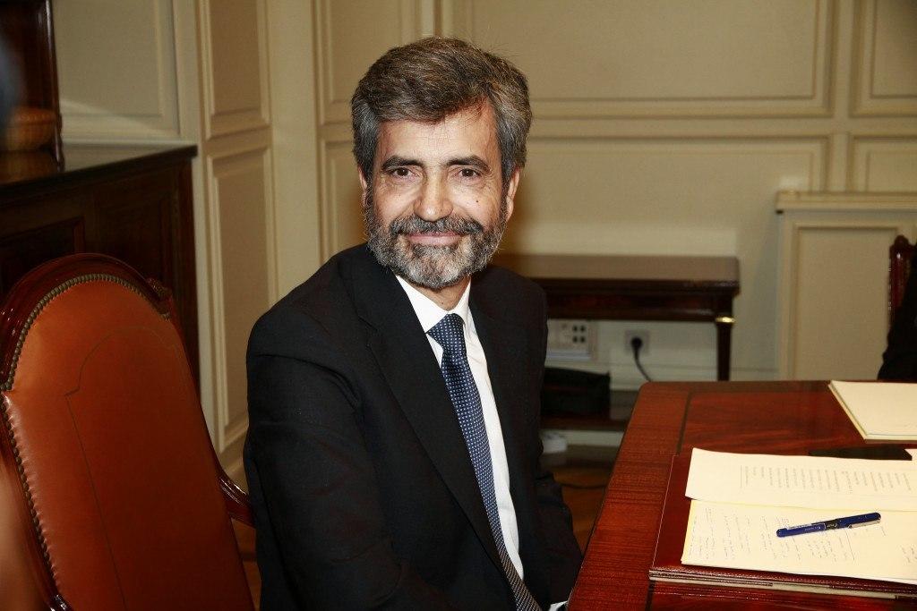 A remolque de las asociaciones de jueces y fiscales, Lesmes pide a la Abogacía del Estado que actúe contra la Comisión de la Generalitat