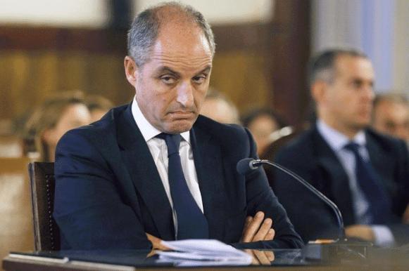 La Fiscalía estudiará si investiga a Camps cuando acaben las declaraciones de la Gürtel