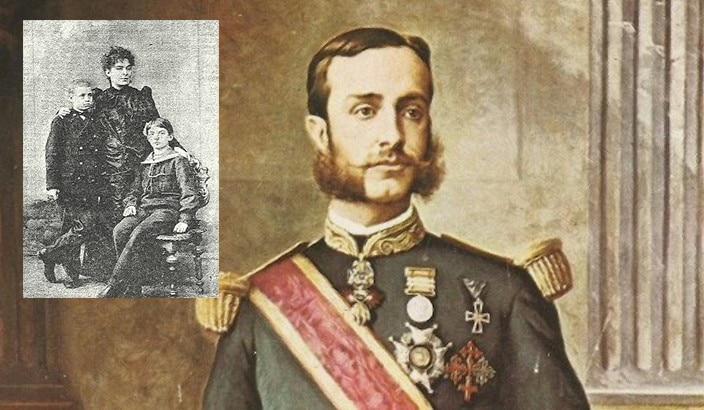 Un hijo ilegítimo de Alfonso XII también pleiteó, por su reconocimiento, ante el Tribunal Supremo