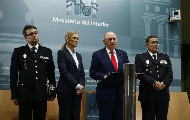 Interior confirma la detenci n en cantabria del pederasta for Ministro del interior espana 2016