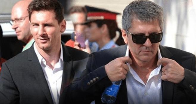 El Supremo confirma la condena de 21 meses de cárcel para Messi por 3 delitos fiscales