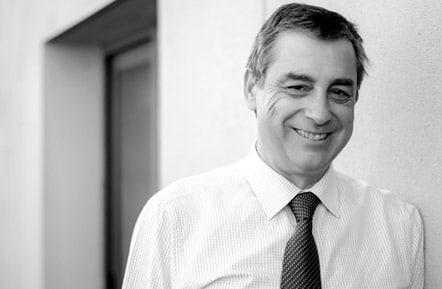 Agustí Bou es el alma mater de Jausas; también socio director de este despacho con base central en Barcelona. Jausas.
