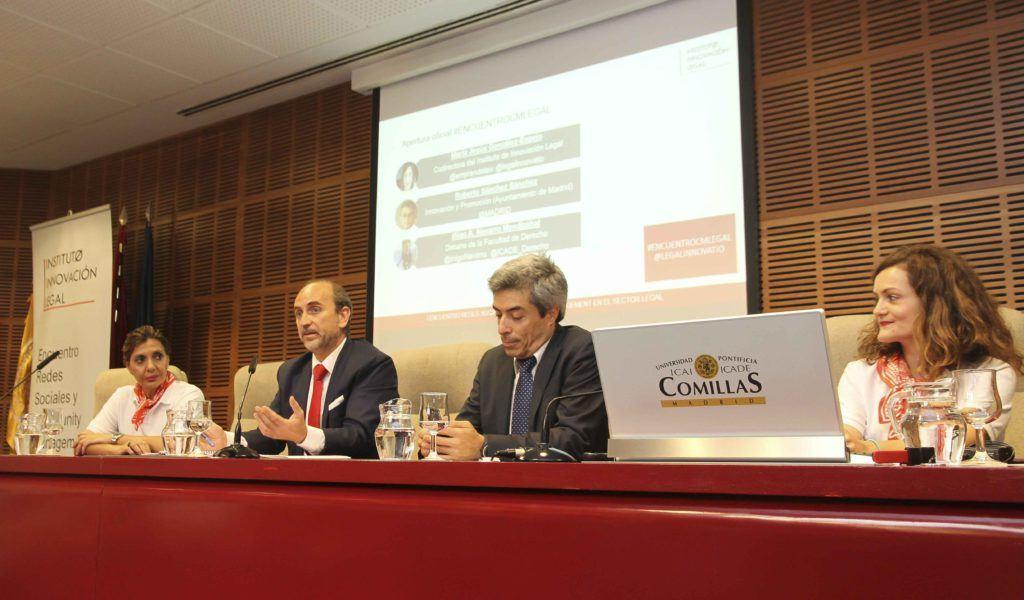 La falta de conversión en negocio frena la presencia de los despachos de abogados en redes sociales
