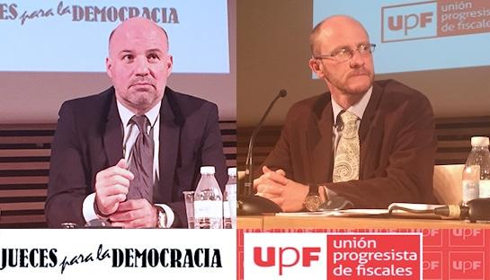 JpD y UPF piden al embajador turco la inmediata liberación de los jueces y fiscales detenidos