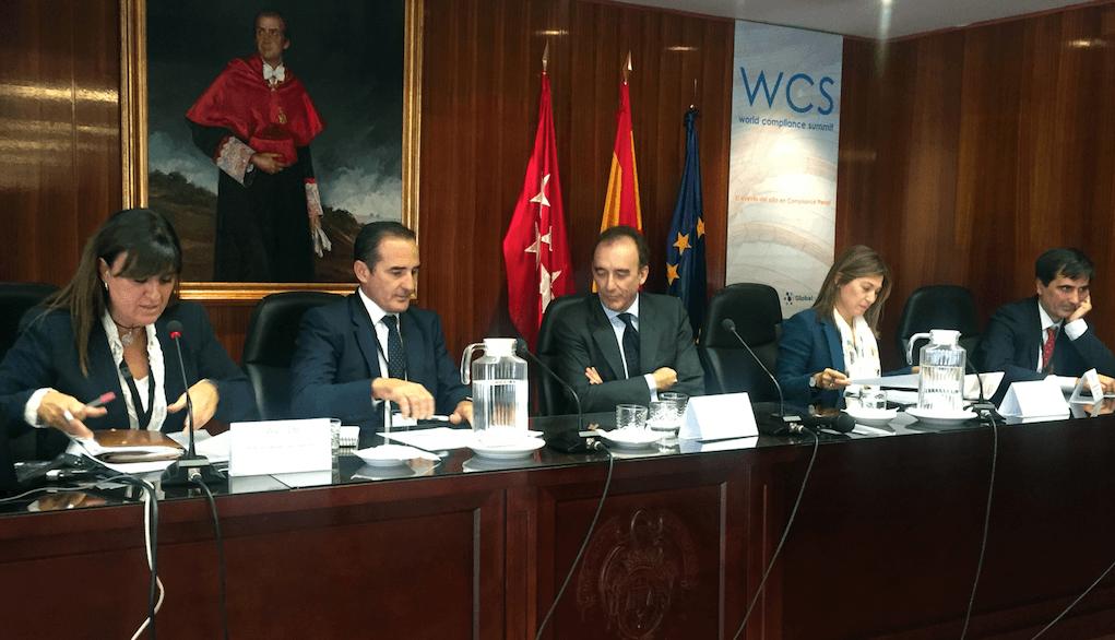 Marchena y Del Moral analizan las novedades legislativas en cumplimiento normativo en el World Compliance Summit
