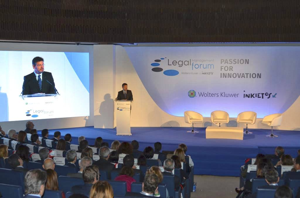 "Legal Management Forum: innovación, humor y el ""paletismo"" del inglés"