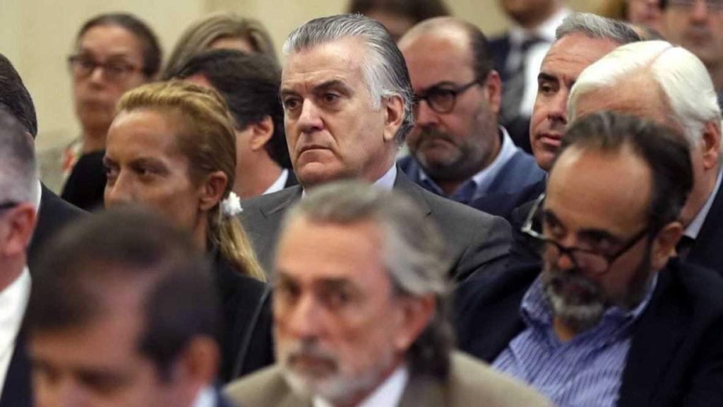 La defensa de Bárcenas pide que declaren los exministros de Fomento y Medio Ambiente, Florentino Pérez y Villar Mir