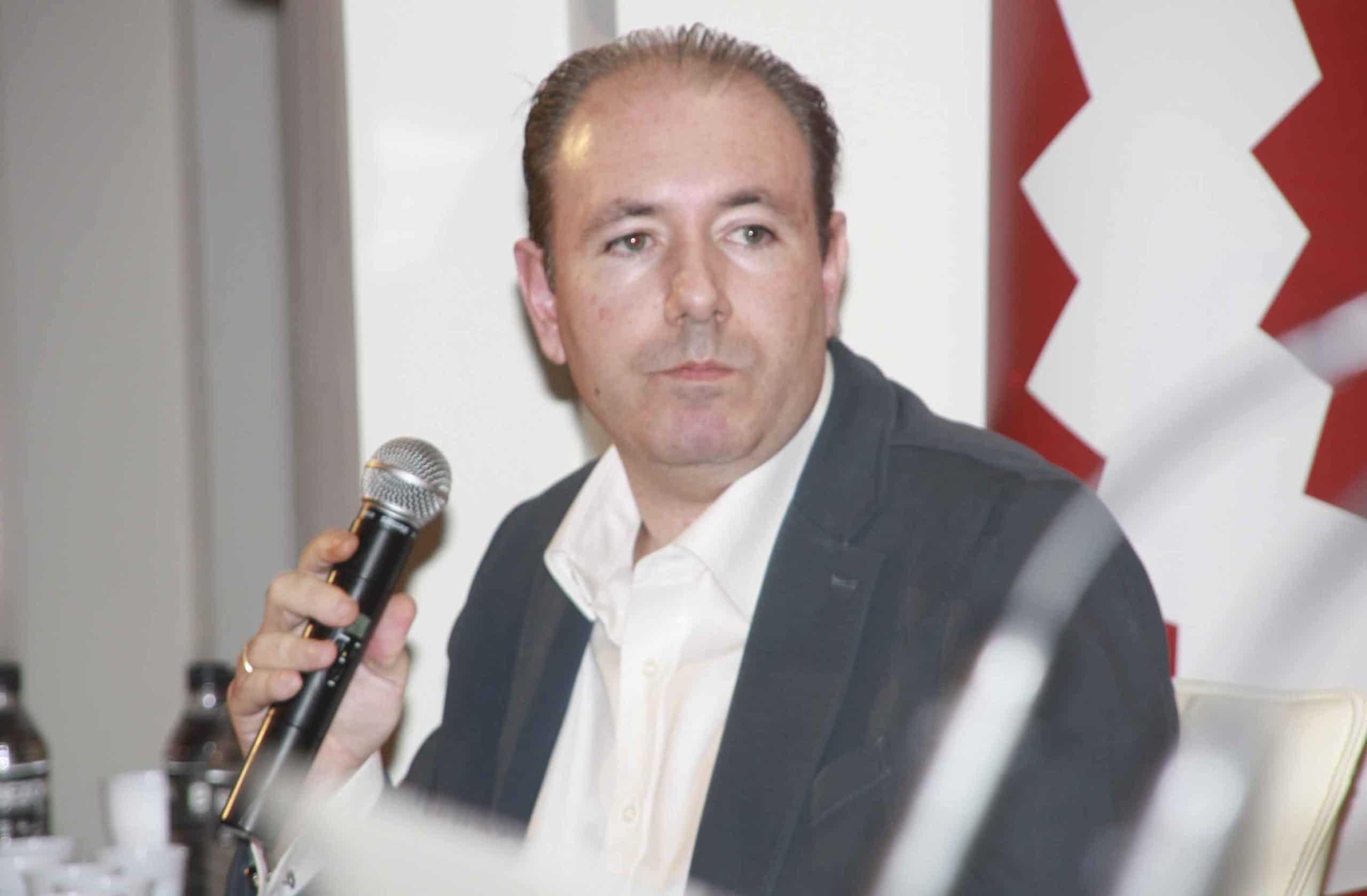 Ángel López es abogado de Madrid y se entregó a la causa desde el primer minuto. Confilegal.