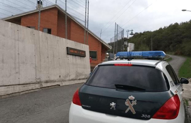 La jueza decreta prisión para 6 de los 8 detenidos por la agresión los guardia civiles de Alsasua