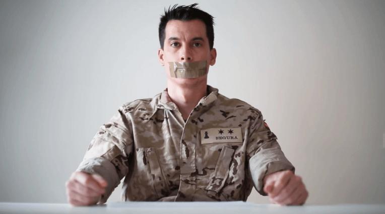 El Tribunal Supremo confirma la expulsión del Ejército del teniente Gonzalo Segura