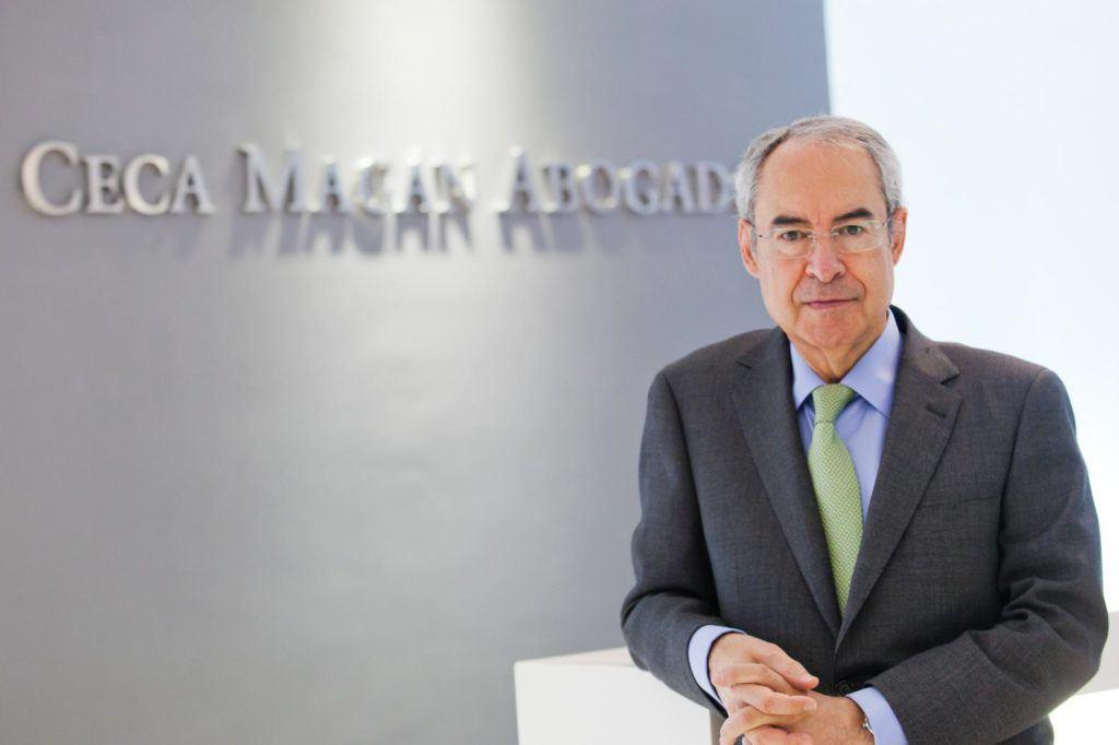 Ceca Magán ejercerá de anfitrión de la reunión mundial de la red de red de despachos Cícero