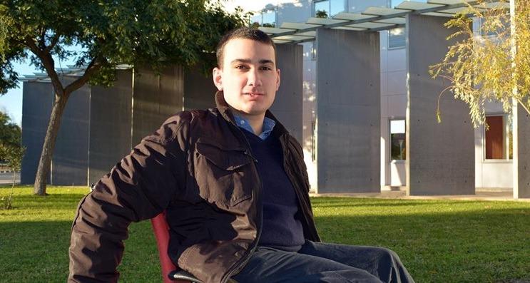 Pablo Belda se convertirá en el fiscal más joven de España con 23 años