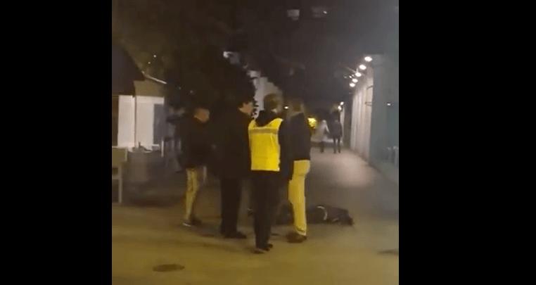 Agresión sufrida por el joven Andrés Martínez por parte de un portero de discoteca en Murcia. Youtube. La diferencia entre vigilante de seguridad y controlador de acceso.