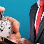 10 claves para gestionar bien el tiempo del despacho
