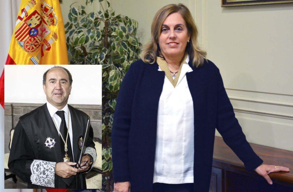 La Plataforma Cívica por la Independencia Judicial afirma que la nueva presidenta de la AP de Málaga incurre en incompatibilidad