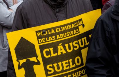 El plan extrajudicial del Gobierno sobre las cláusulas suelo se aplaza hasta el día 20