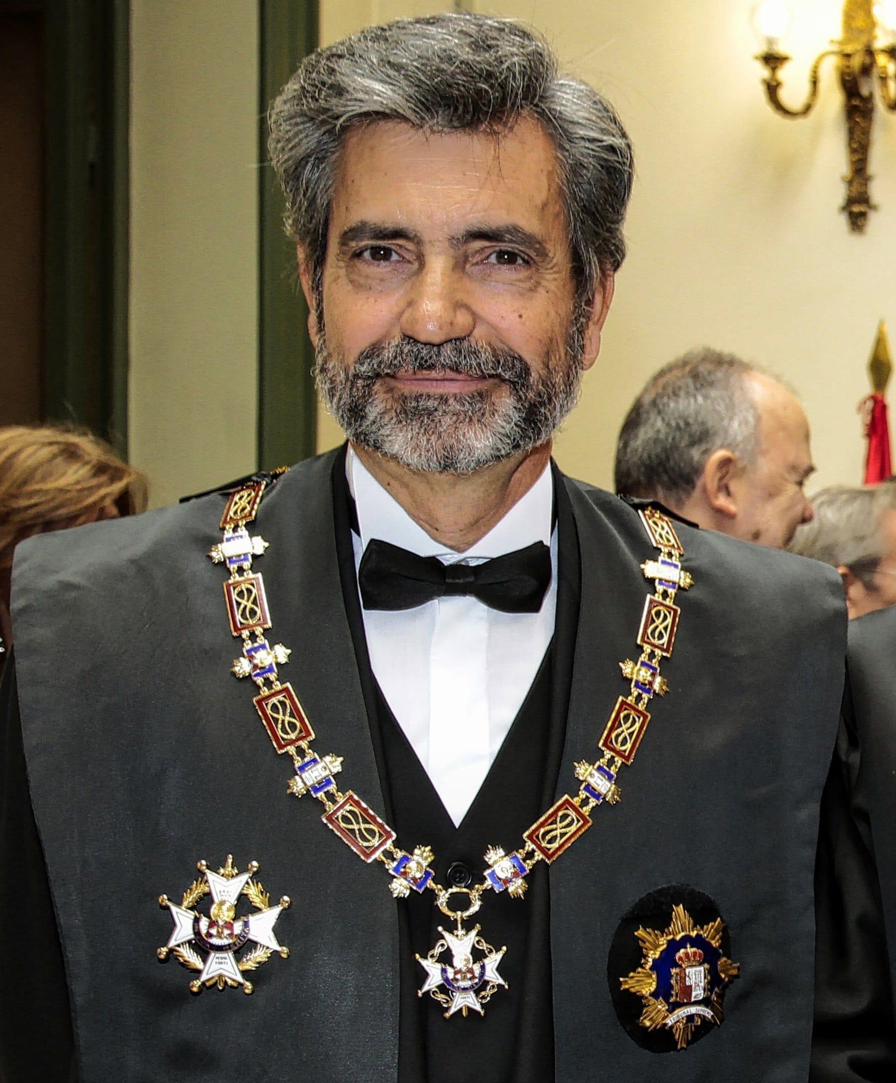 Carlos Lesmes Serrano