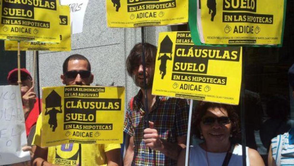 Los abogados aconsejan prudencia en la reclamaci n de las for Reclamacion devolucion clausula suelo