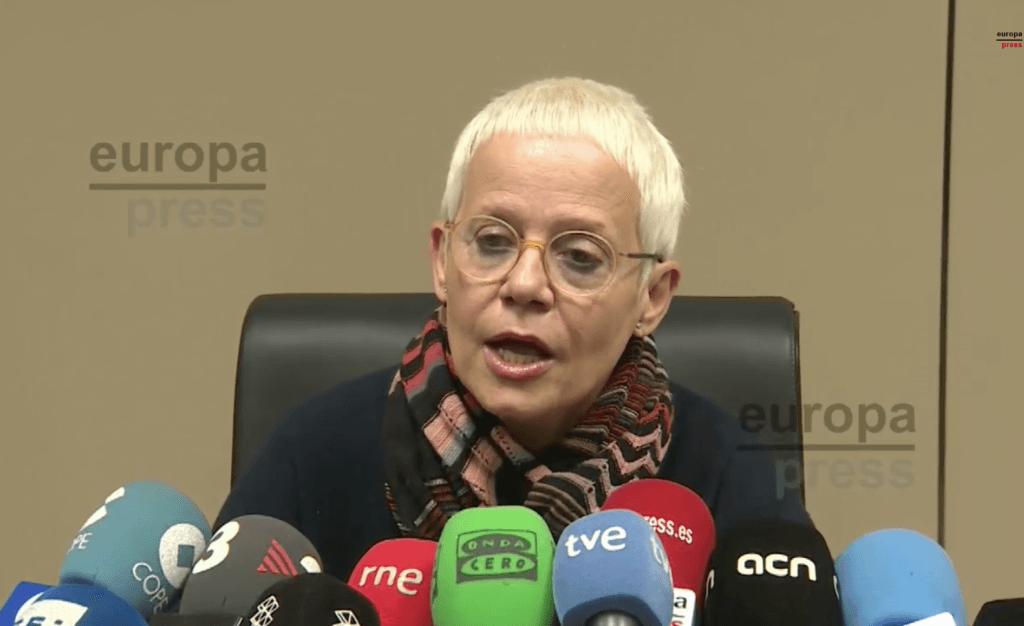 """El PdeCAT condena los insultos recibidos por la fiscal jefe de Barcelona pero dice que Magaldi """"sobreactuó"""""""
