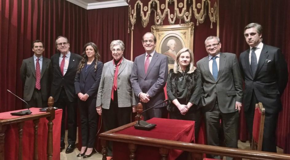 La Academia de Jurisprudencia y Legislación constituye su sección de Derecho y Tecnologías