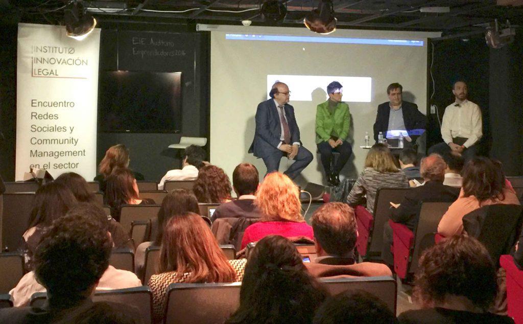 Contenidos, riesgos en las redes y publicidad en los despachos, ejes del II EncuentroCM