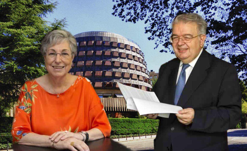 González Rivas y Roca, favoritos para ocupar la Presidencia y Vicepresidencia del Tribunal Constitucional