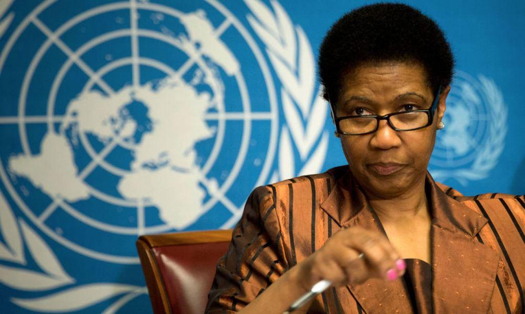 El Observatorio contra la Violencia de Género premia a la directora de ONU Mujeres