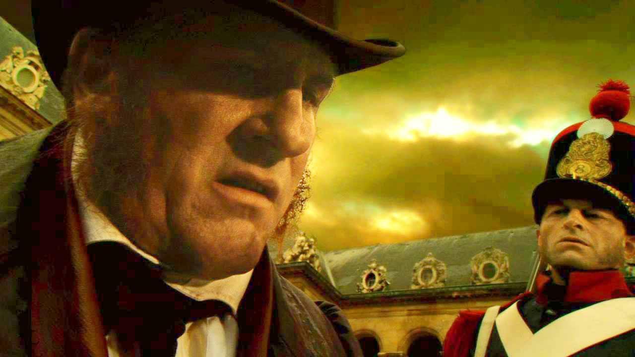 Gerard Depardieu interpretó el papel de Eugène François Vidocq, el investigador y criminalista francés, en la película Vidocq, estrenada en 2001.