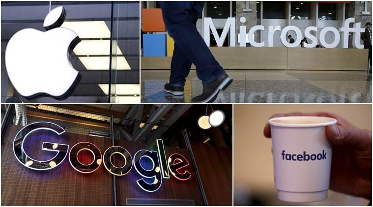 Google, Amazon, Facebook, Apple y Microsoft: ¿Un poder alternativo?