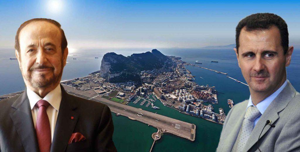 Gibraltar, base de operaciones del tío del presidente sirio para invertir en España