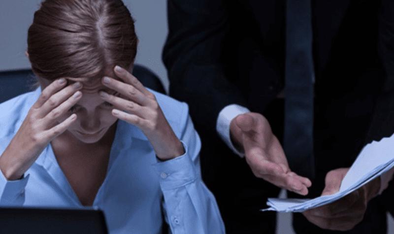 consecuencias del acoso laboral para la empresa
