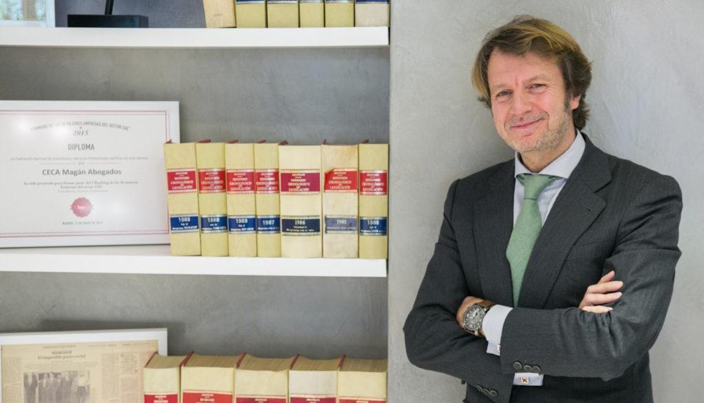 Ceca Magán Abogados elige a su socio Fernando Carvajal como responsable de su German Desk