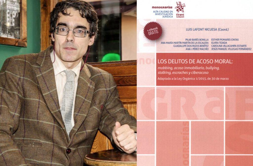 """Jesús Villegas: """"El acoso es una especie de cáncer gigantesco que afecta a toda la sociedad"""""""
