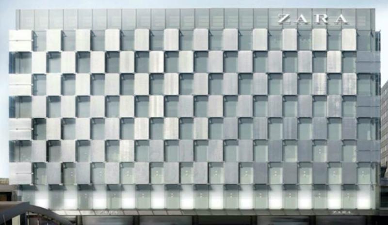 Inditex abre en madrid su tienda zara m s grande con for Oficinas inditex barcelona