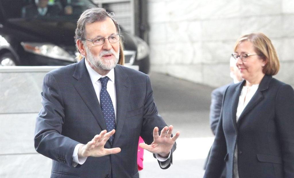 Rajoy dispuesto a declarar en persona ante el tribunal de la Gürtel, si se lo piden