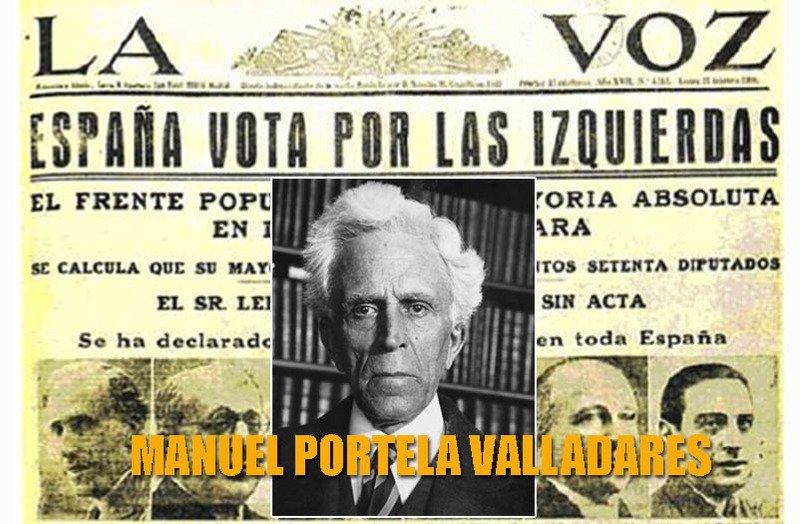 """La dimisión del presidente del Gobierno durante el recuento electoral facilitó el """"pucherazo"""" de 1936"""
